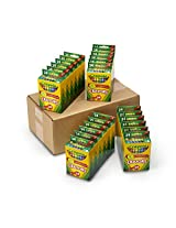 Crayola; Crayons; Art Tools; 24 Packs of 24 ct. Crayons; Durable, Long-Lasting Colors