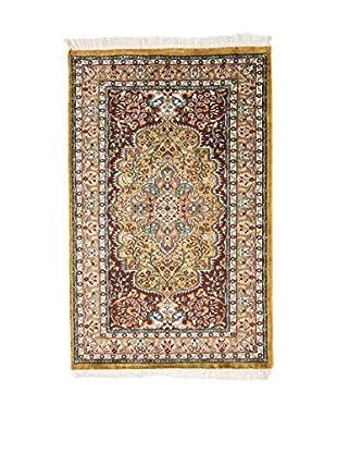 QURAMA Teppich Taj-Mahal braun/elfenbein/mehrfarbig