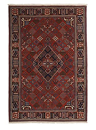 Solo Rugs Persian One-of-a-Kind Rug, Red, 5' 7