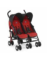Chicco Echo Twin Stroller (Garnet)