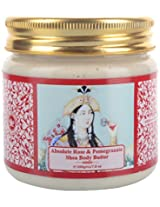 Absolute Rose & Pomegranate Shea Body Butter - 200 gms