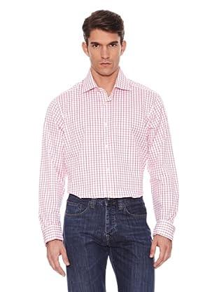 Hackett Camisa Cuadros (Rojo)