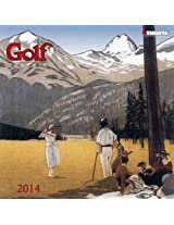 Golf Classic 2014 (Media Illustration)