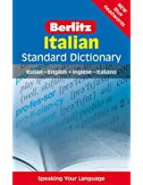 Berlitz: Italian Standard Dictionary (Berlitz Standard Dictionary)