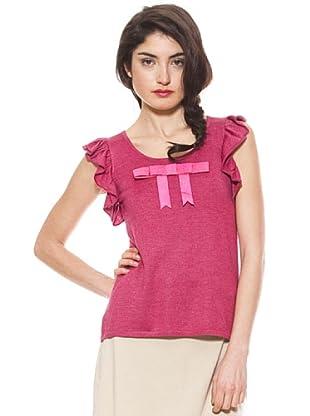 La Casita de Wendy Camiseta Lisos (Rosa)