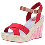 Tommy Hilfiger Serena 5 Ankle Wrap Espadrilles