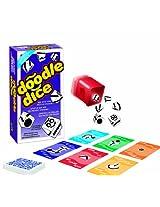Doodle Dice Game Trilingual