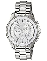 Marc Ecko Analog White Dial Unisex Watch - E17578G2