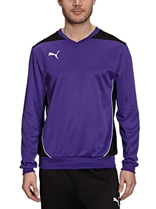 Puma Sweatshirt Foundation (team violet-black)