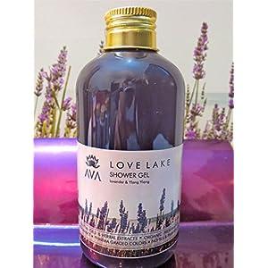 AVA LOVE LAKE FACE AND BODY WASH - NO SLS/ SLES , SULPHATES
