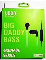 UBON earphone granade High bass