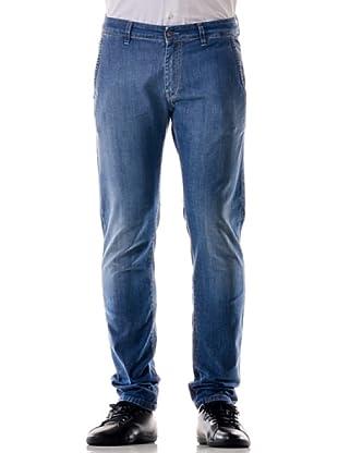 Re-Hash Pantalón Vaquero Cimabue (Azul)