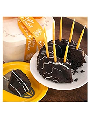 Dancing Deer Baking Co. Birthday Cake Party Kit: Chocolate Espresso Cake
