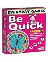 Creative's Be Quick Arithmetic Game