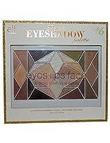 e.l.f. 32 Piece Vol 2 Geo Eyeshadow Palette, 0.99 Ounce