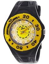 Titan Zoop Analog Yellow Dial Children's Watch - C1001PP01