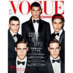 VOGUE HOMMES JAPAN VOL.8(���H�[�O�@�W���p���@2012�N 3��������)