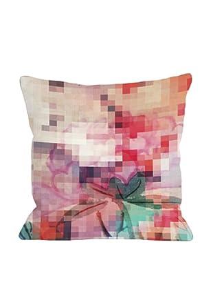 Oliver Gal by One Bella Casa Izumi Square Pillow, Multi
