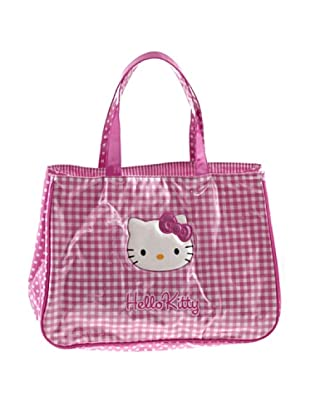 Hello Kitty Borsa Lolly rosa/bianco