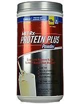 MET-Rx Protein Plus Metamyosyn Protein Blend - Vanilla, 2-Pound Jar
