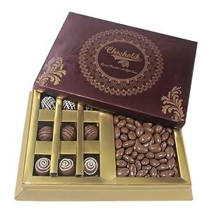 Milk Nutties Surprise with Tempting Truffles - Chocholik Belgium Gifts