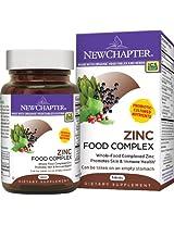 new chapter Zinc food complex 90 tablets