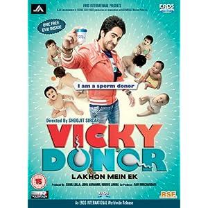 Vicky Donor-DVD