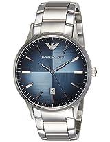 Emporio Armani Analog Blue Dial Men's Watch - AR2472