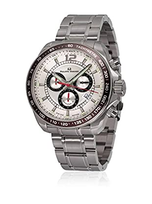 PHILIPPE VANDIER Uhr mit schweizer Quarzuhrwerk 77001  42 mm