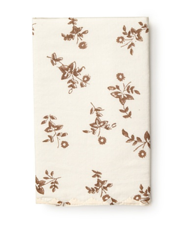 Kerry Cassill Sham (Khaki Floral)