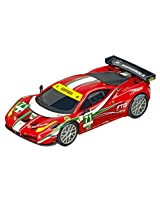 Carrera Digital 143 Ferrari 458 Italia GT2 AF Corse #71 Race Car