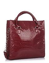 Maroon Handbag Cheri