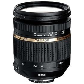 【クリックで詳細表示】Amazon.co.jp|TAMRON 大口径標準ズームレンズ SP AF17-50mm F2.8 XR DiII VC キヤノン用 APS-C専用 B005E|カメラ通販