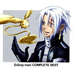 D.Gray-man COMPLETE BEST(DVD�t)