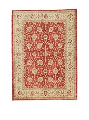 L'Eden del Tappeto Teppich Agra rot/beige 233t x t169 cm