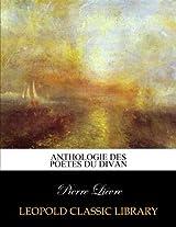 Anthologie des poètes du Divan