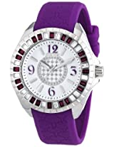 Police Analog White Dial Women's Watch - PL13090JS/28D