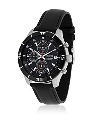 Seiko Reloj SKS405P2 Negro