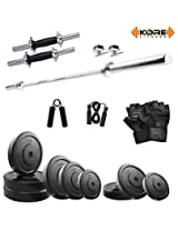 Kore 20KG Combo 9-WB Home Gym