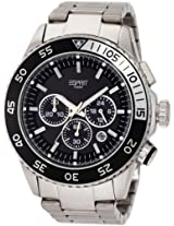 Esprit Varic Analog Black Dial Men's Watch - ES103621007