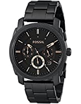 Fossil Analog Black Dial Men's Watch FS4682