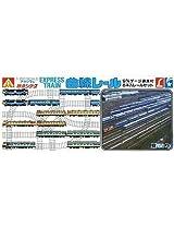 "1/150 Curve Rail ""Express Series No.14 Of Aoshima"""