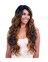 Free Tress Equal Deep Invisible Part Lace Front Wig Tanzie (Soh27 Gd30)