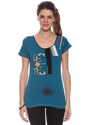 HHG T-Shirt Yenisey (Blau)