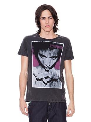 Gio Goi Camiseta Tainted (negro)