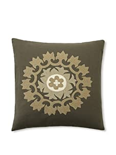Design Accents Embroidered Motif (Olive)