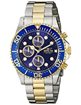 Invicta Pro-Diver Analog Blue Dial Men's Watch - 1773