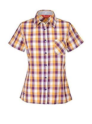 Lafuma Camicia Donna Ld Check