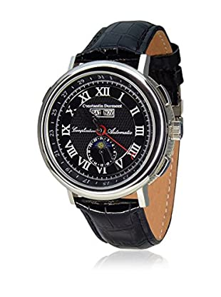 Constantin Durmont Reloj automático Unisex CD-AUST-AT-LT-STST-BK  44 mm