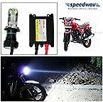 Speedwav Bike HID Headlight Conversion Kit 6000K - TVS Sport